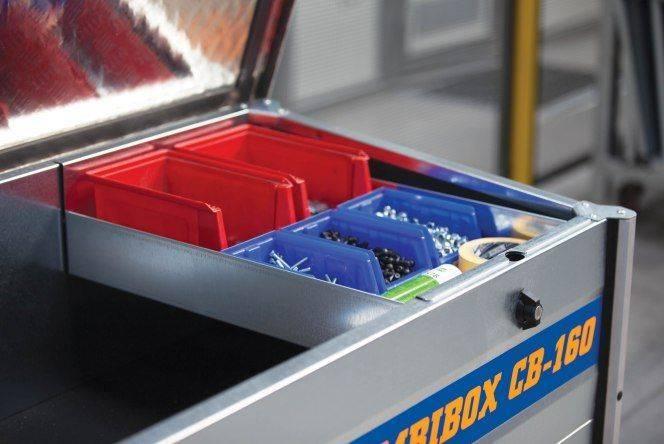 Einhängefach (EcoBox)