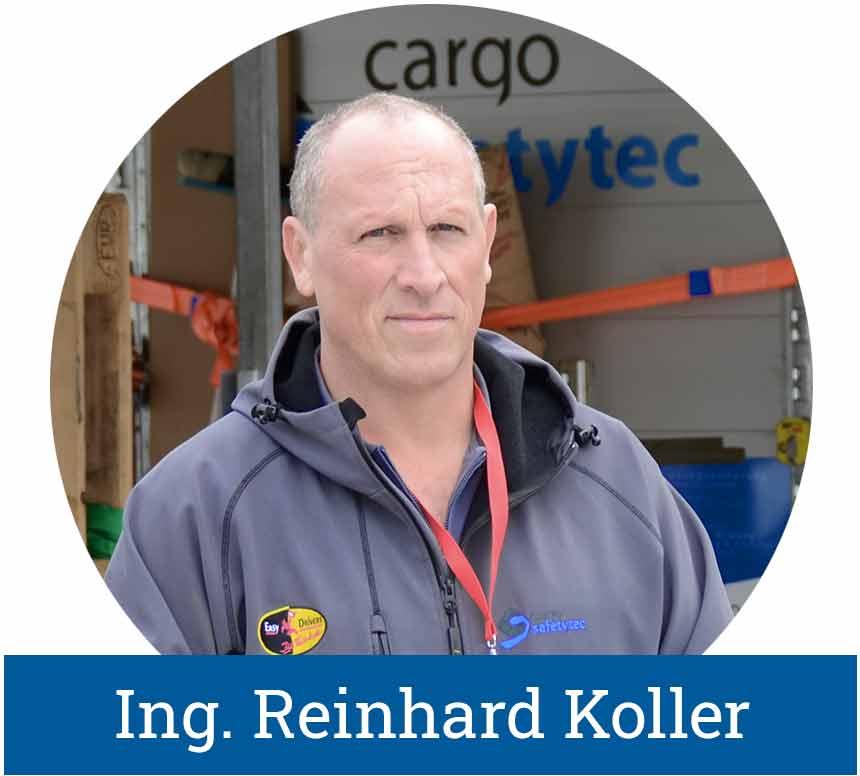 Gerichtlich zertifizierter Sachverständiger für Ladungssicherung cargo safetytec