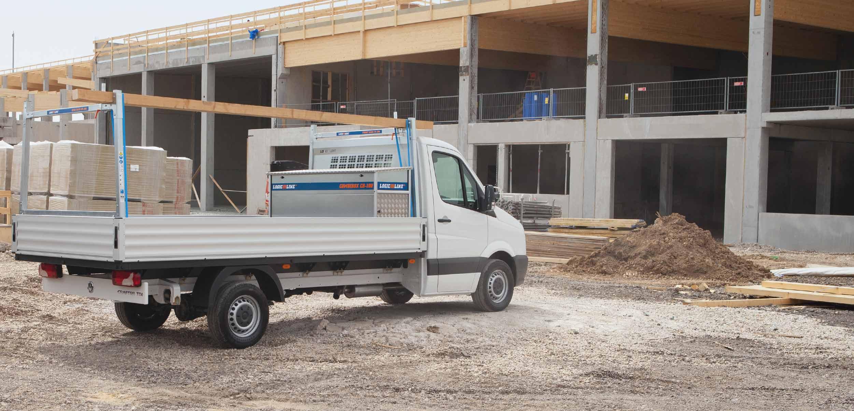 LogicLine Lösungen für das Baugewerbe