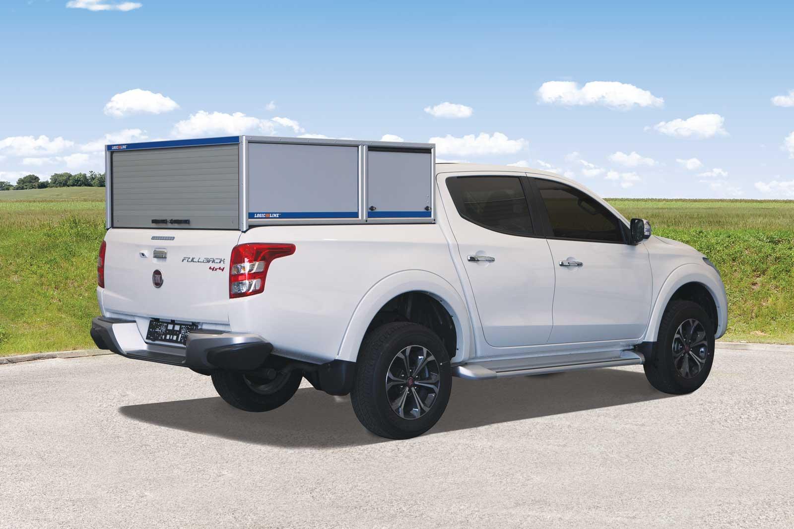 FIAT Fullback mit LogicLine PickUp System