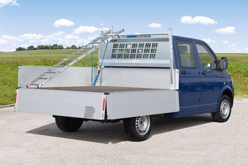 FrontRack FR-100 auf VW Transporter