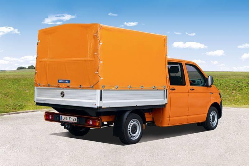 EcoCover in orange