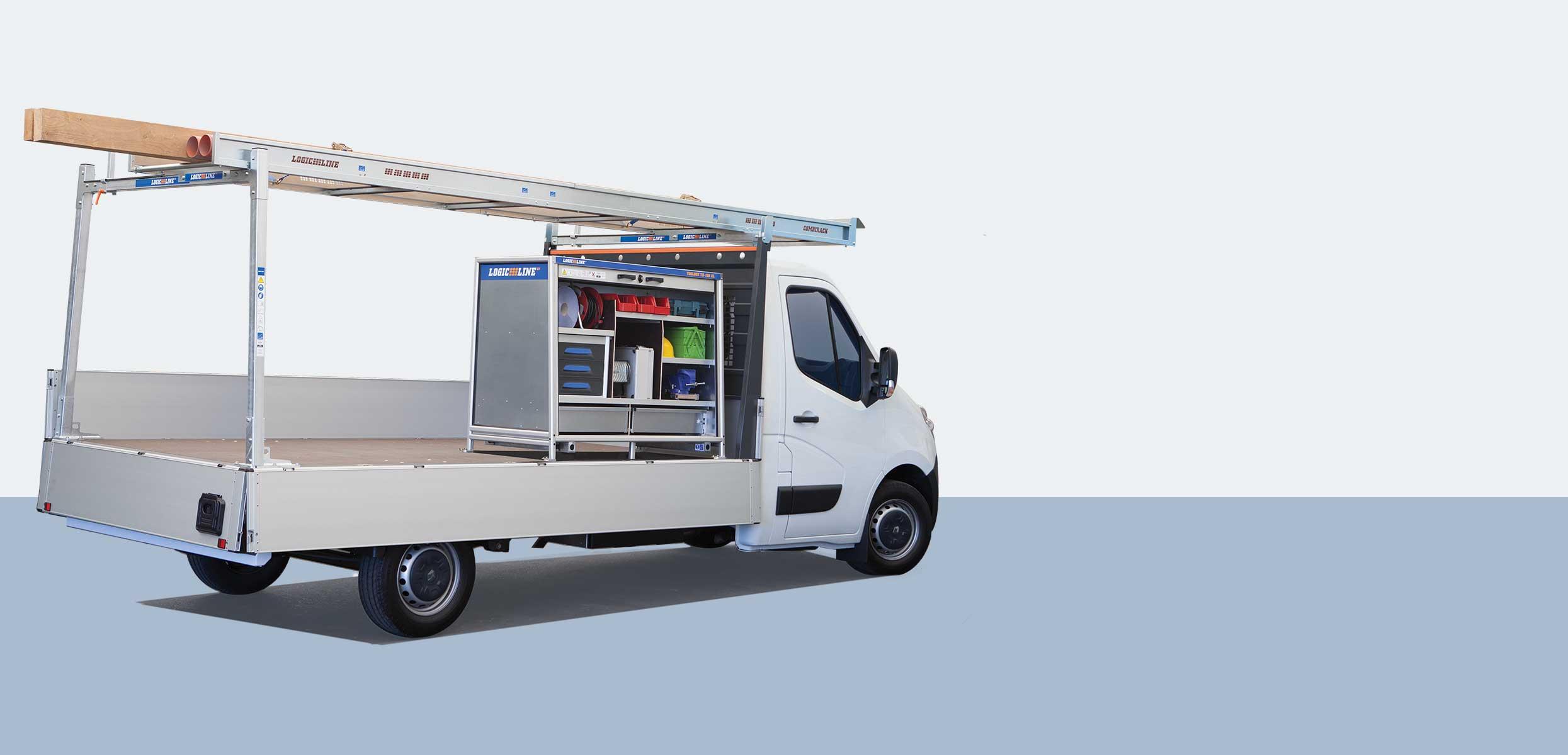 LogicLine Lösungen für Renault Master