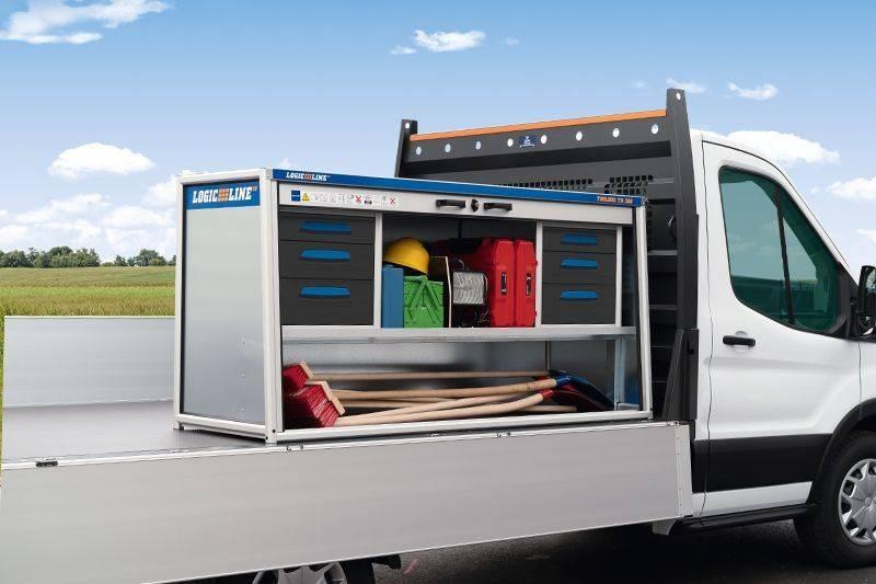 ToolBox TB-200 mit dem Fachsystem V2