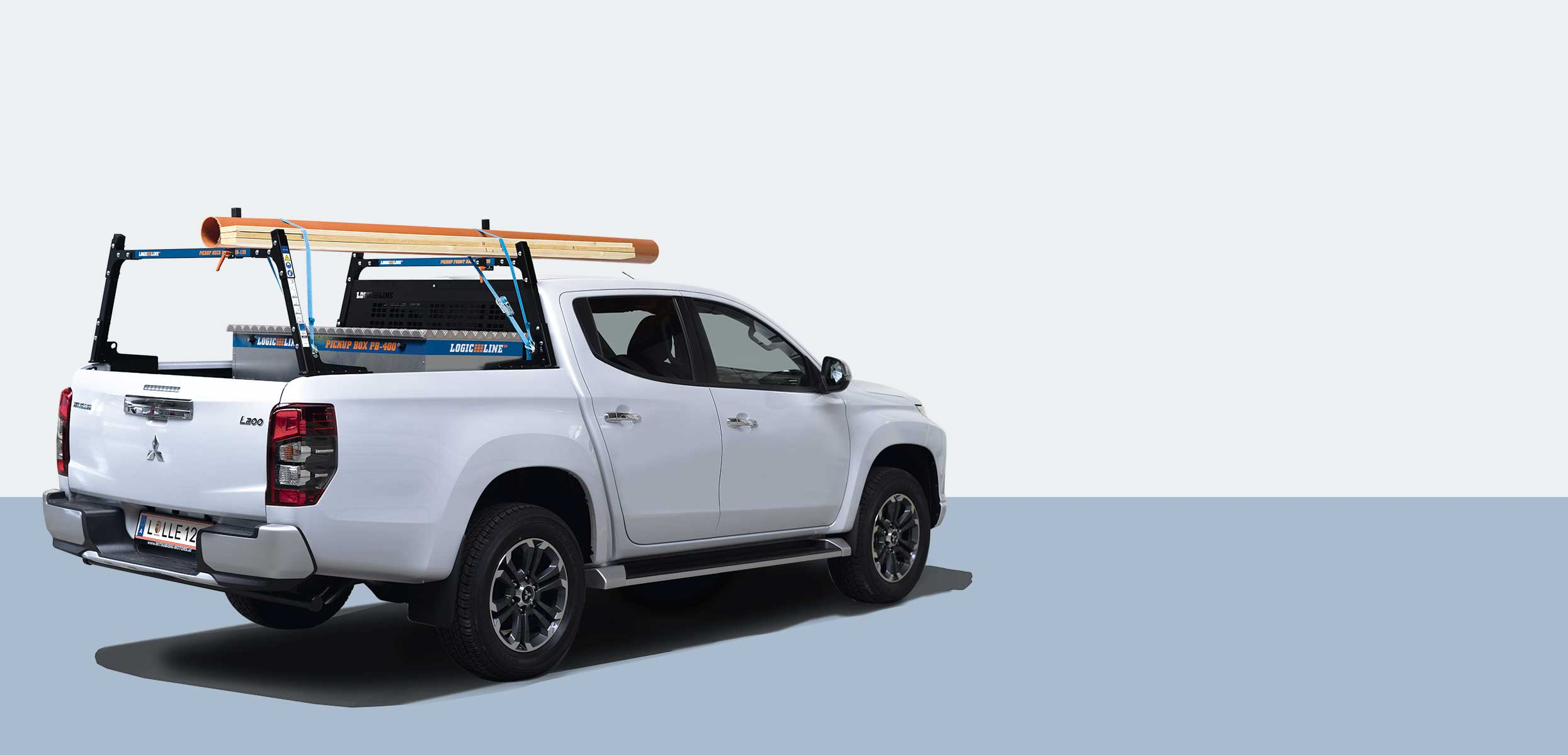 LogicLine Lösungen für Mitsubishi L-200