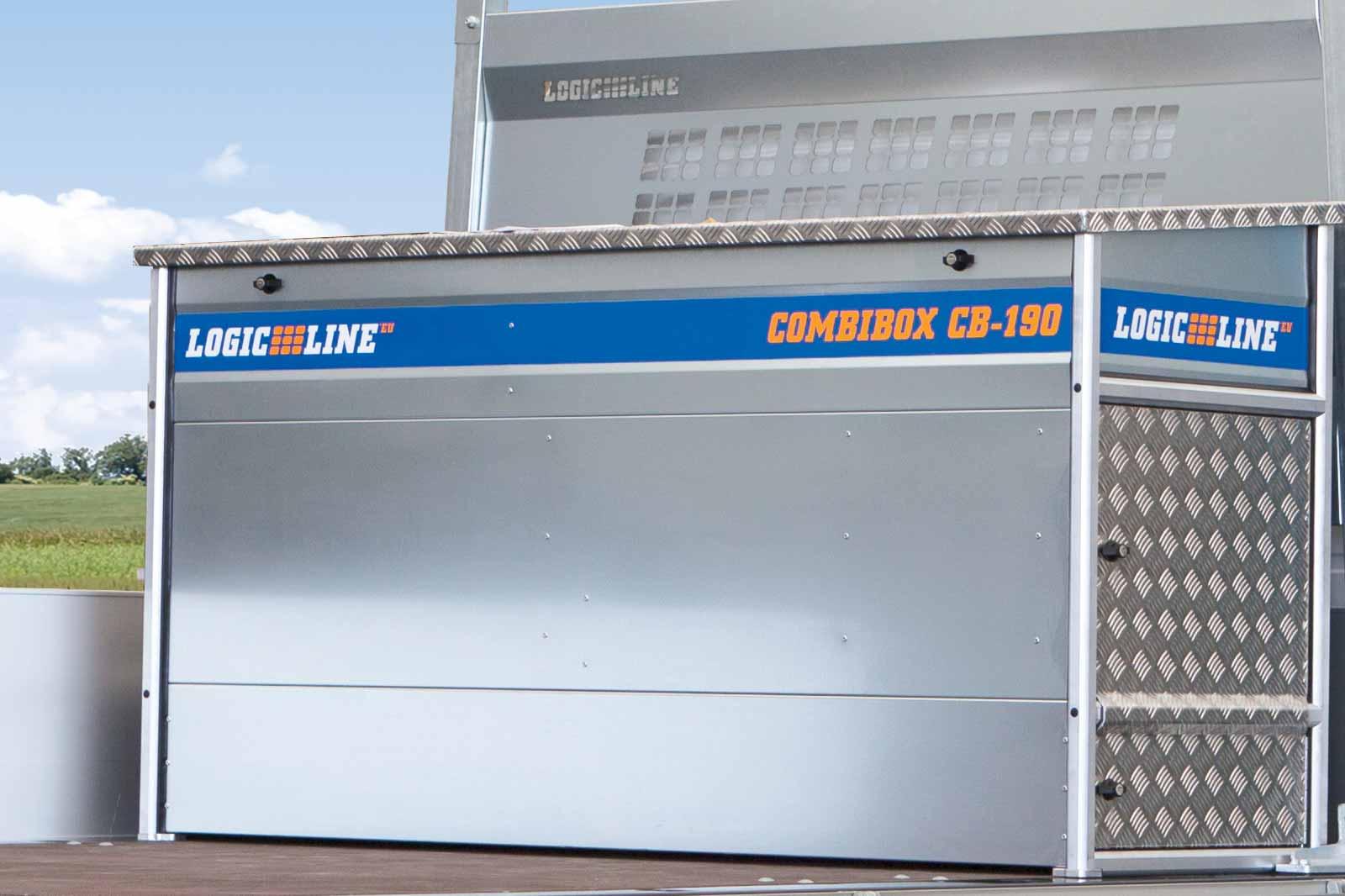 LogicLine Transportbox für Iveco Daily
